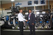 Shree Ganesh Graphics Installs First Gallus Flexo Press