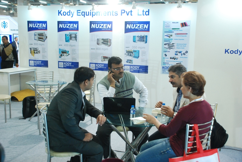 Kody Equipments Shares Its Success Story @ PackPlus