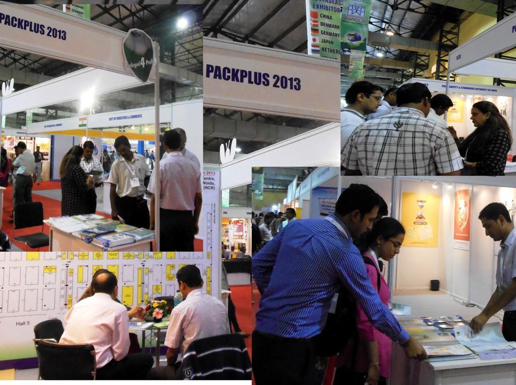PackPlus @ IndiaPack 2013