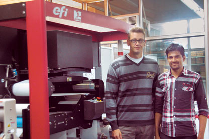 Reynders India Expands Label Printing Unit