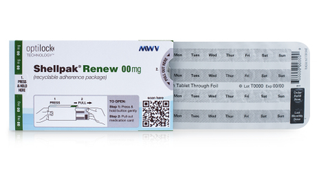 MWV Introduces Child-Resistant Package