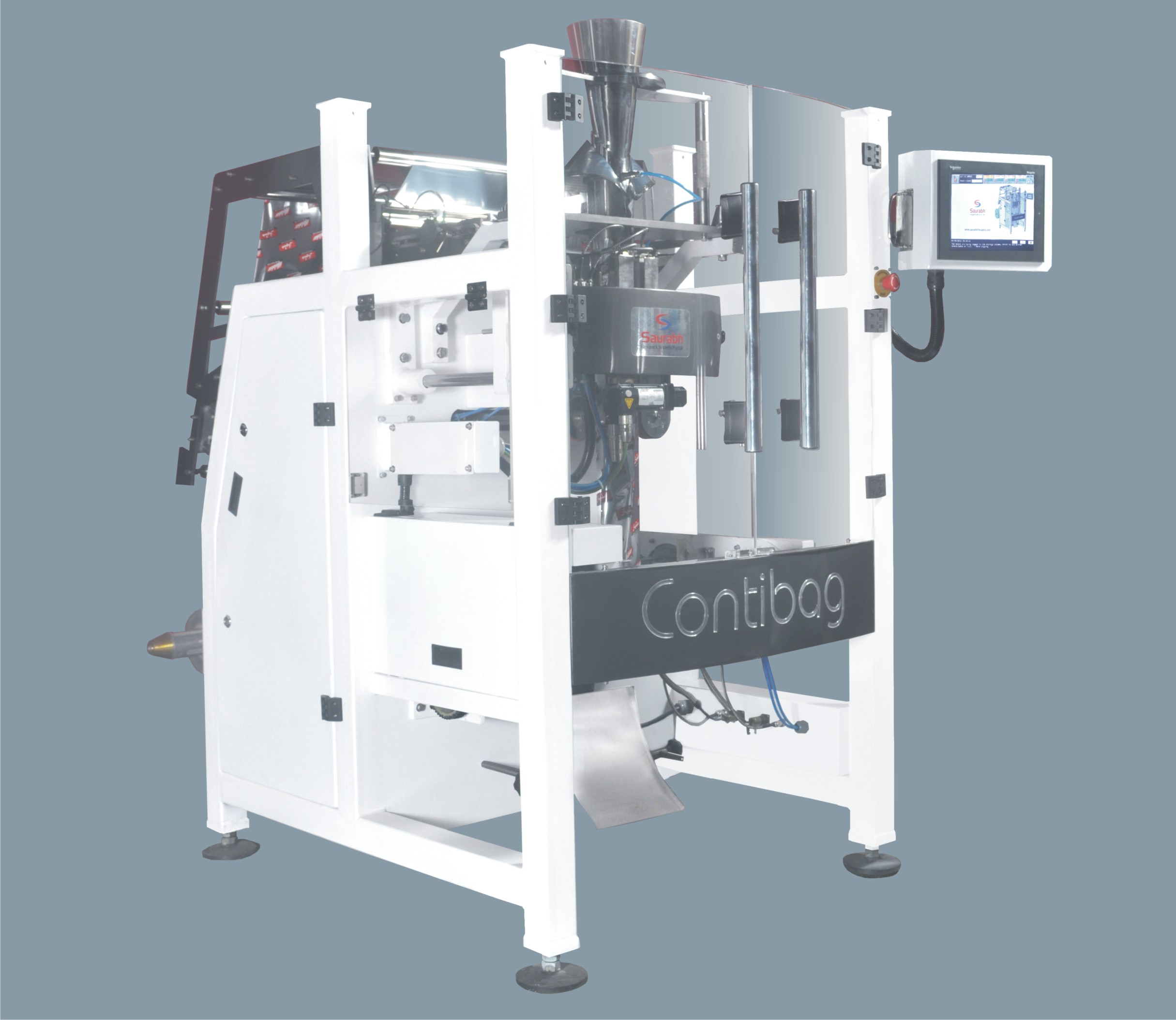 Saurabh Flexipack System Offers High Speed Packaging With CONTIBAG