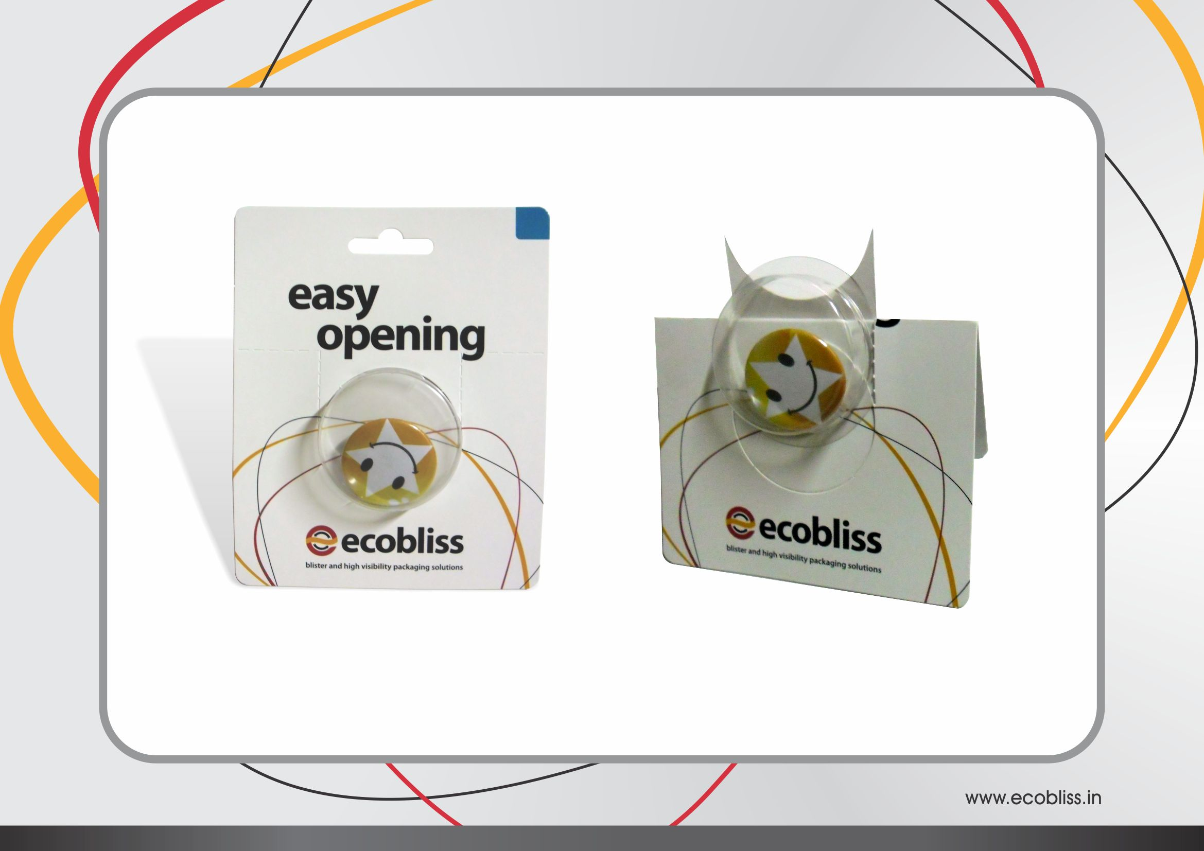 Ecobliss Launches Easy To Open Blister Pack