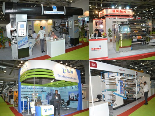 Converting Zone @ PackPlus 2013- Day One