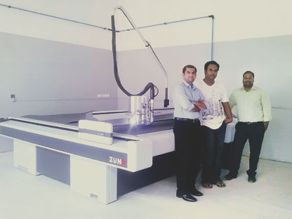 Zund Installs Digital Cutter At Ideal Designs