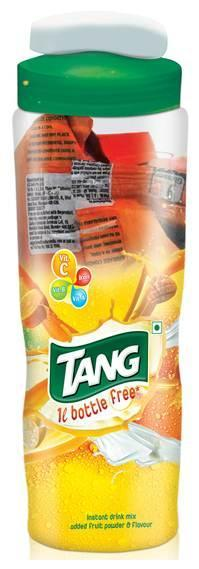 Cadbury India Launches One Litre Pack For TANG Refreshing Drink