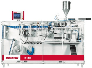 Wraptech Displays The First Made-In-India Bossar @ Interpack 2014