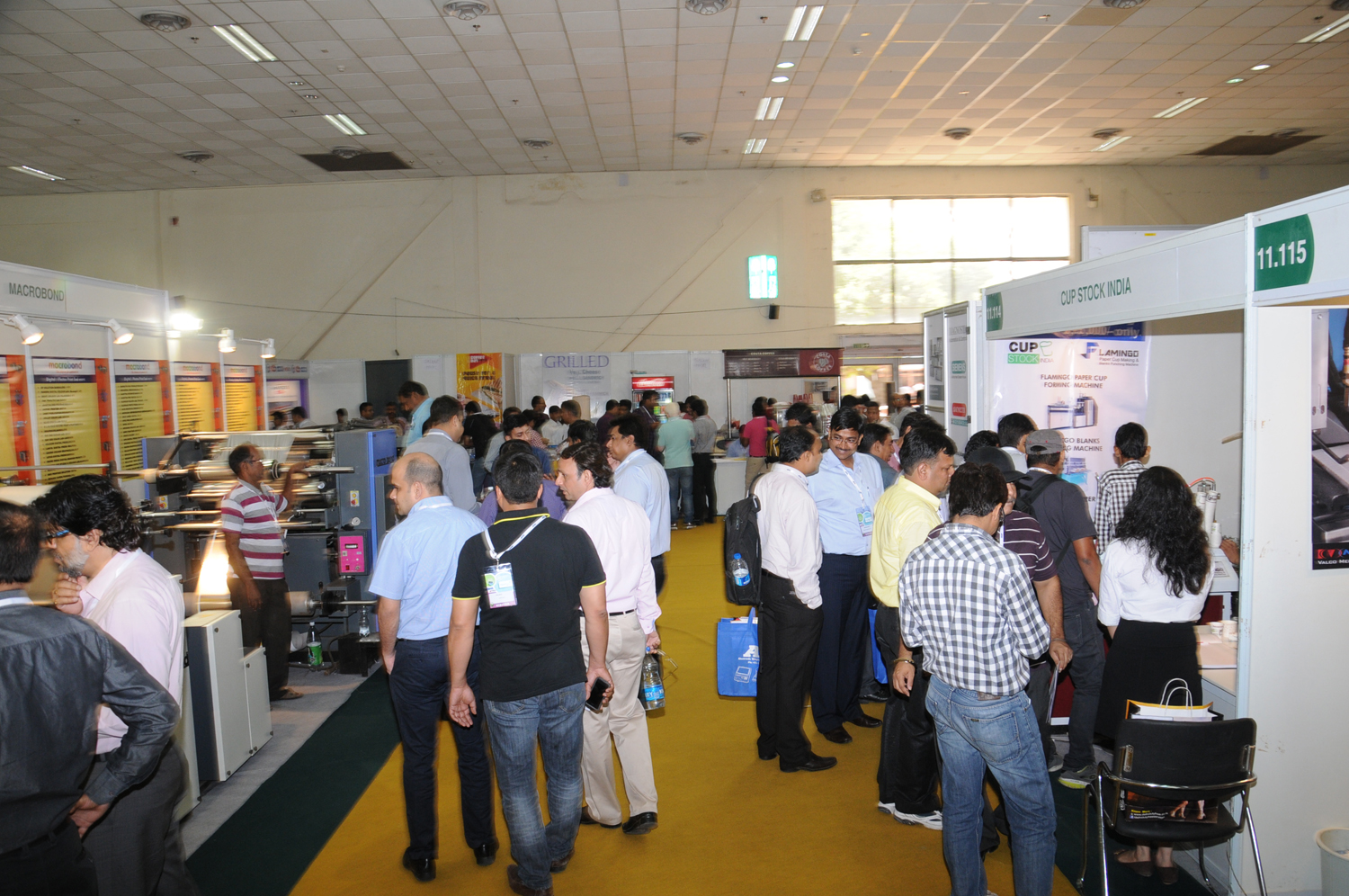 PackPlus Recreates History @ Pragati Maidan