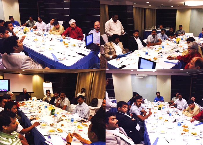 PackPlus South 2015 Preparations Kick Off With Core Group Meet