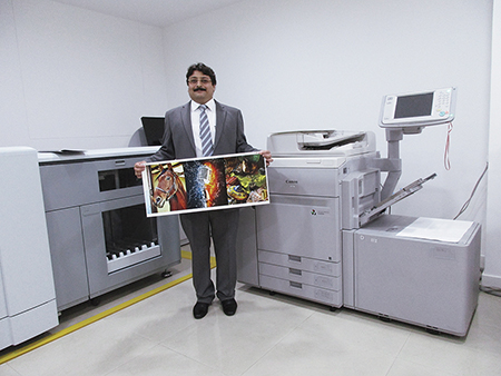 Canon opens first-of-its-kind training & support facility in Noida