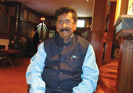 New-Dev Nair President AIFMP