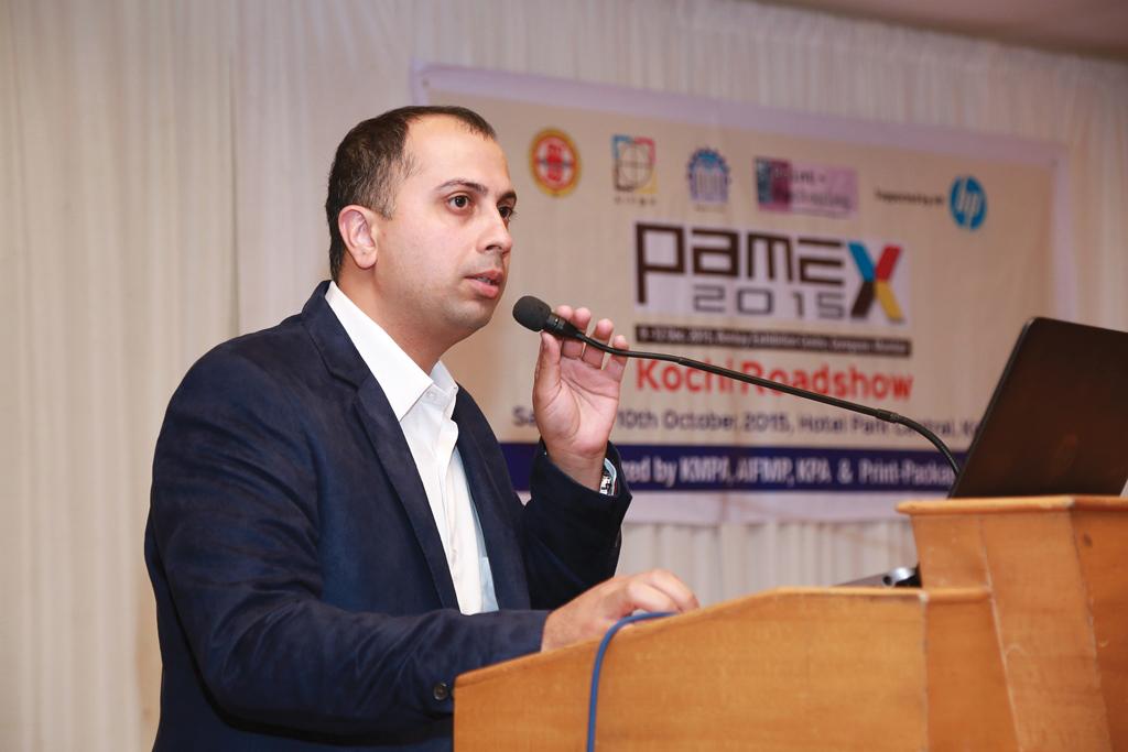 Kochi portends a tremendous interest in PAMEX