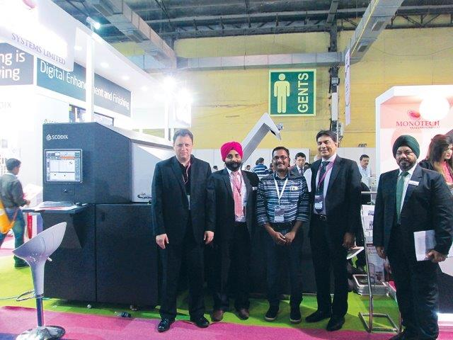 Visitors Make a Beeline for Newly Launched 3D Printers @ Monotech