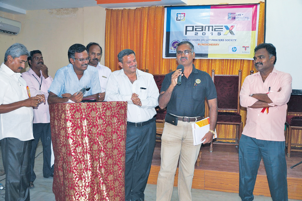 PAMEX gets another high with Puducherry grassroot programme