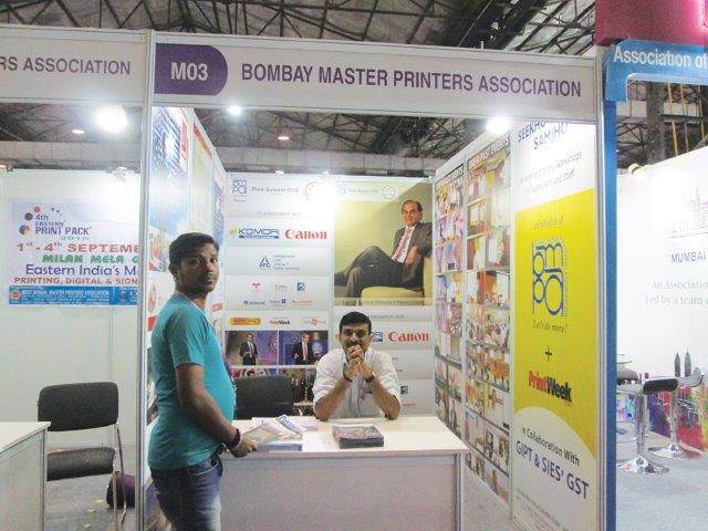 Printing Associations @ PAMEX