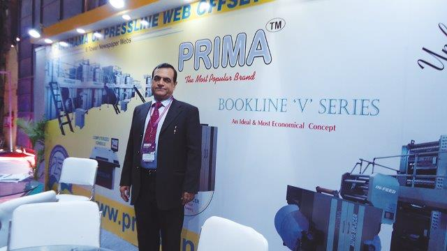 PRESSLINE India Focuses on  Book-Cum-Newspaper Press