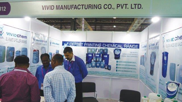 Screen Printing Technologies With Fresh Essence at PAMEX '15