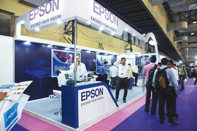 EPSON Introduces New SureColor SC-P Series @ PAMEX '15