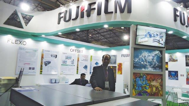 FUJIFILM India Showcases Game-Changing CtP System and Large-Format UV Printer