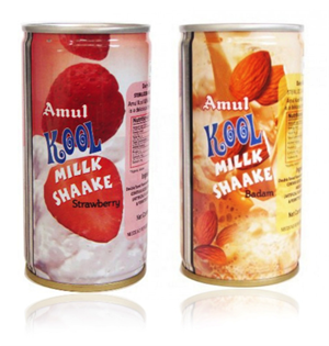 New Kool Look for Amul Kool from Wow Design