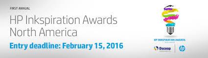 "HP Hosts First-Ever ""Inkspiration"" Awards"
