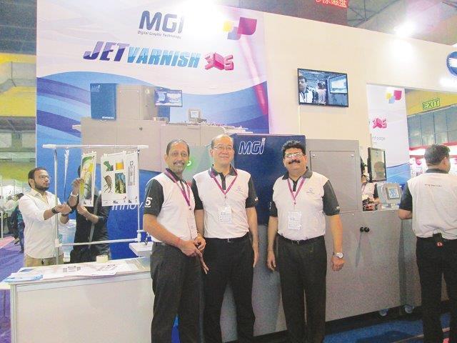 Konica Minolta Launches Tech-Savvy Machines @ PAMEX '15