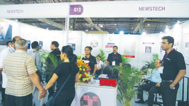 NEWSTECH Introduces New Products at PAMEX '15
