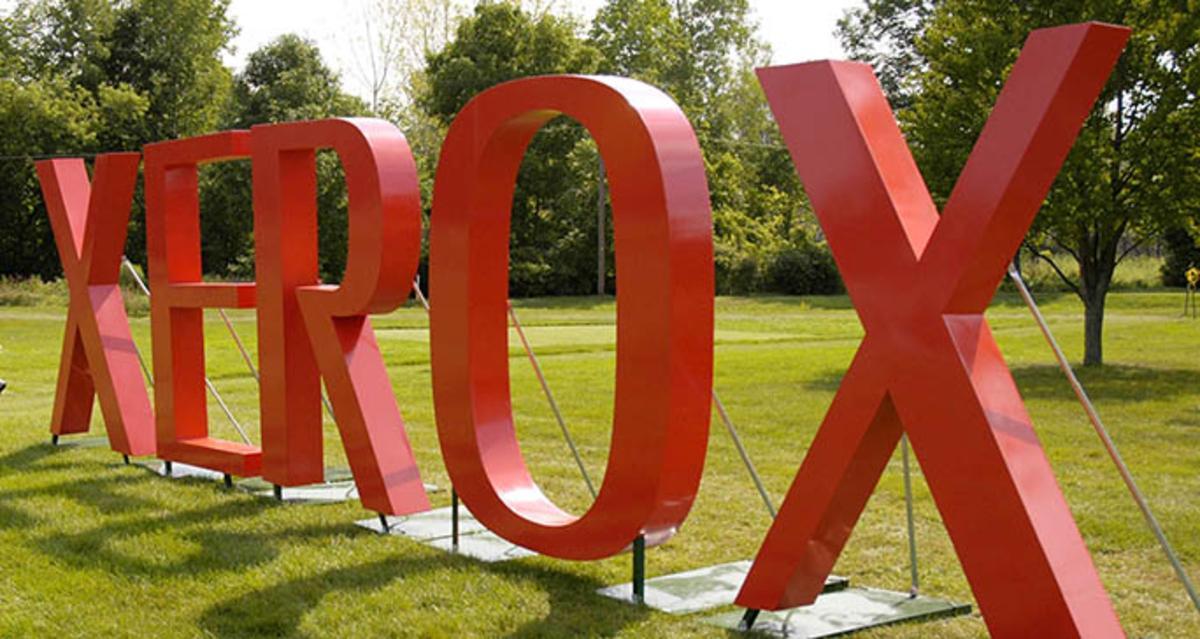 Xerox Announces to Split