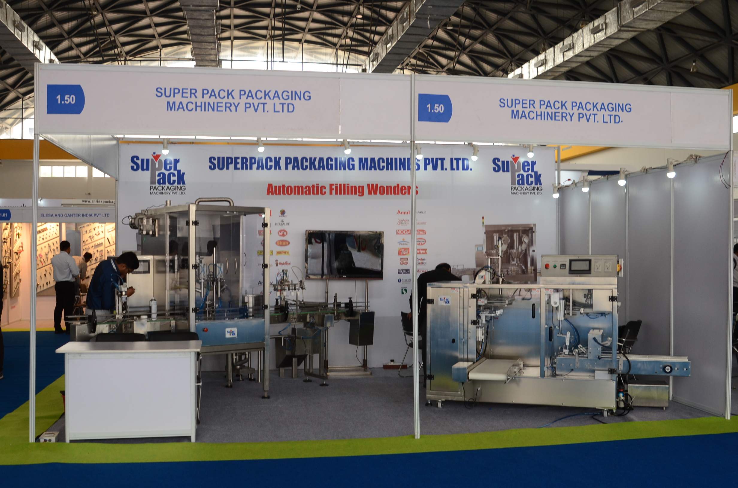 PackPlus South Returns to Hyderabad to a Tumultuous Response !!