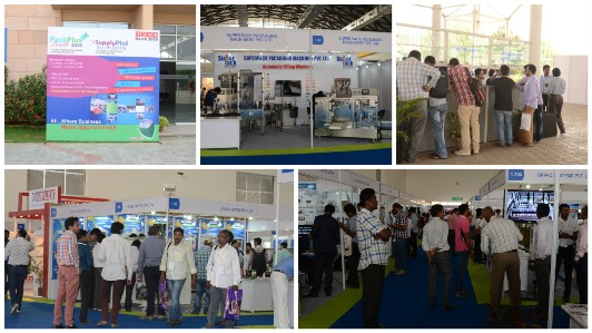 Day One @ PackPlus South 2016, Hyderabad !!