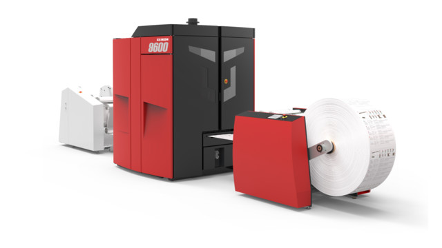 Xeikon 9600 Replaces 8600