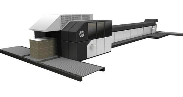 Smurfit Kappa and HP to Revolutionalise Corrugated Post-Print Production