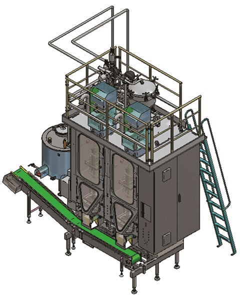 Uflex Unveils ESL Aseptic Flexi-Pouch Machine for Packaging Milk