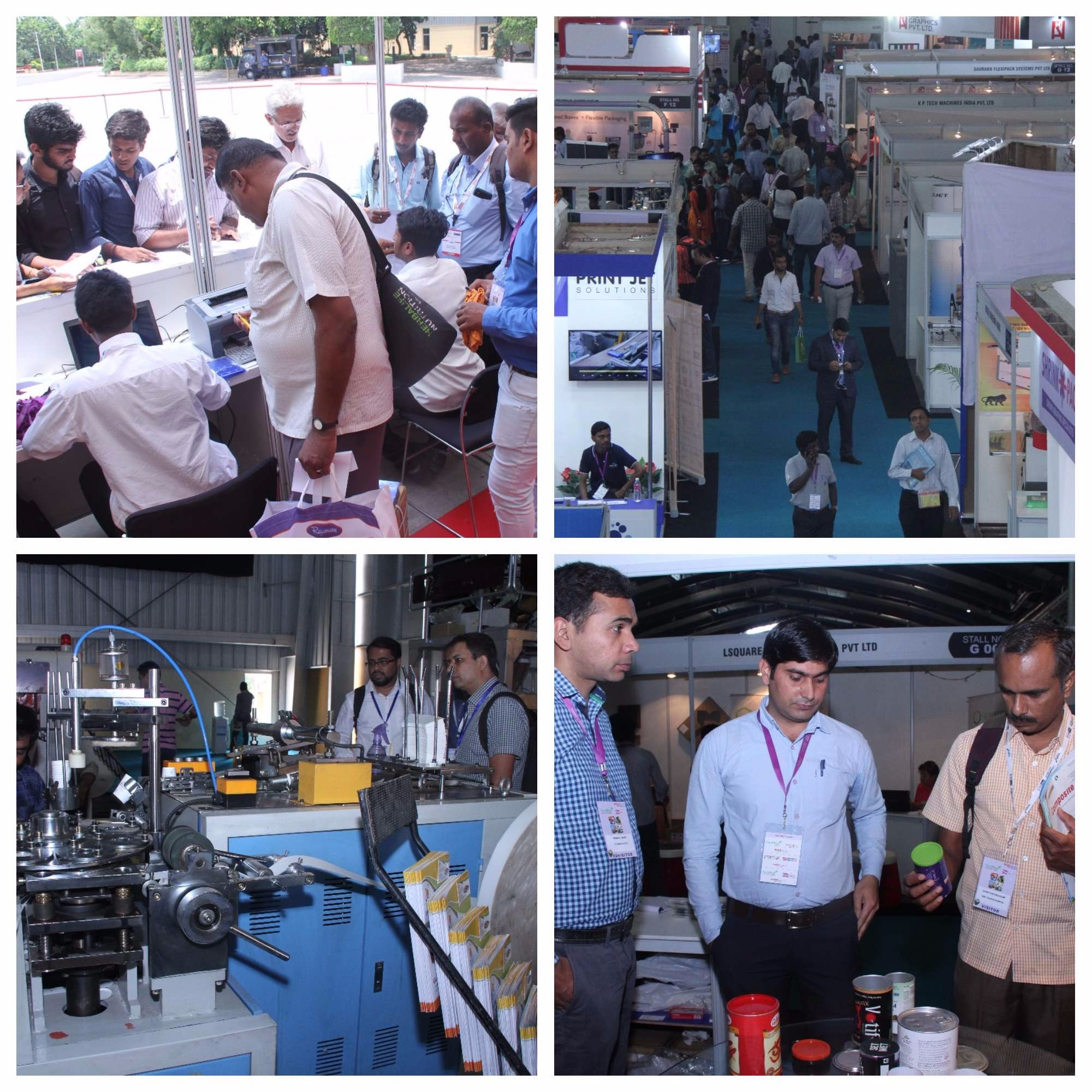 PackPlus South 2017 Begins Today @ Bengaluru – 1547 Visitors Mark Their Presence