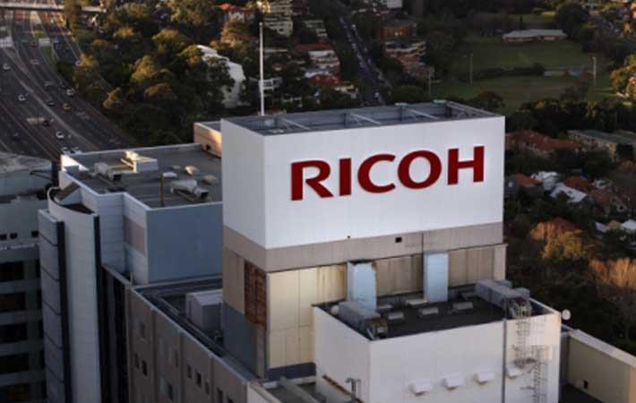 Ricoh entered DTG Market