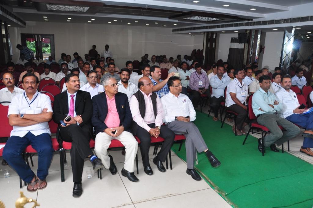 Vijayawada Roadshow Generates Huge Interest for Pamex