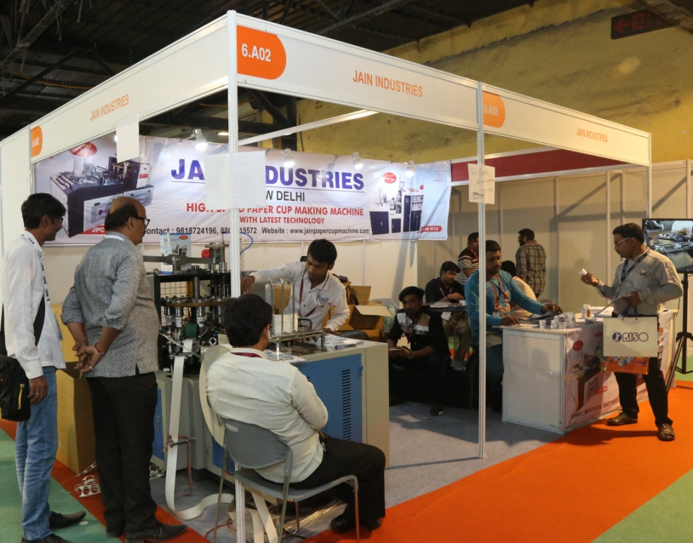 Day 1 @ India Packaging Show, Mumbai – Official Print-Packaging Blog