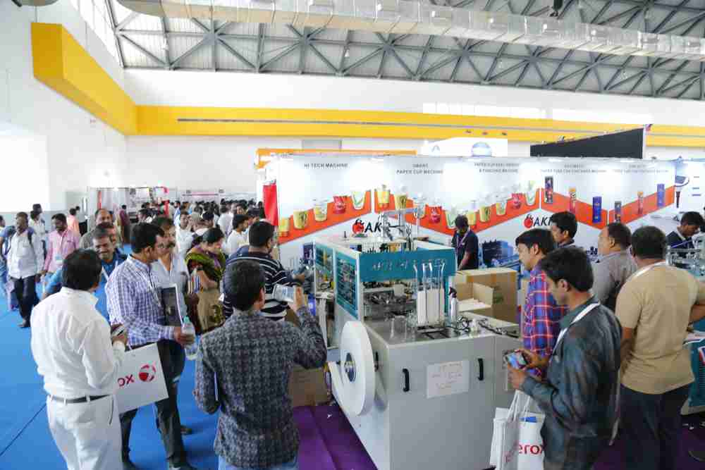 Co-located PackPlus South & PrintFair set the visitor numbers soaring!