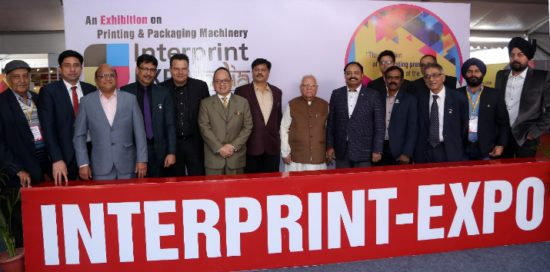 InterPrint Expo Chandigarh Made A Mark With 12000 Printers From More Than 39 Cities