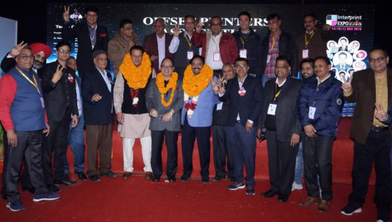Parveen Aggarwal Elected As President Offset Printers Association (OPA)