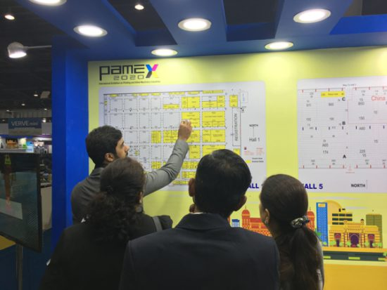 Pamex Catches Attention at PrintPack Delhi 2019