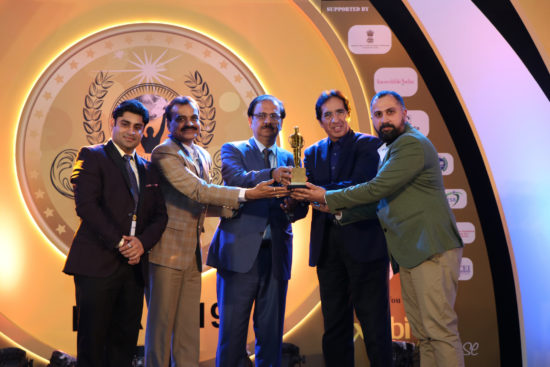 """PackPlus Wins """"Leading Exhibition In Printing & Packaging"""" Award!"""