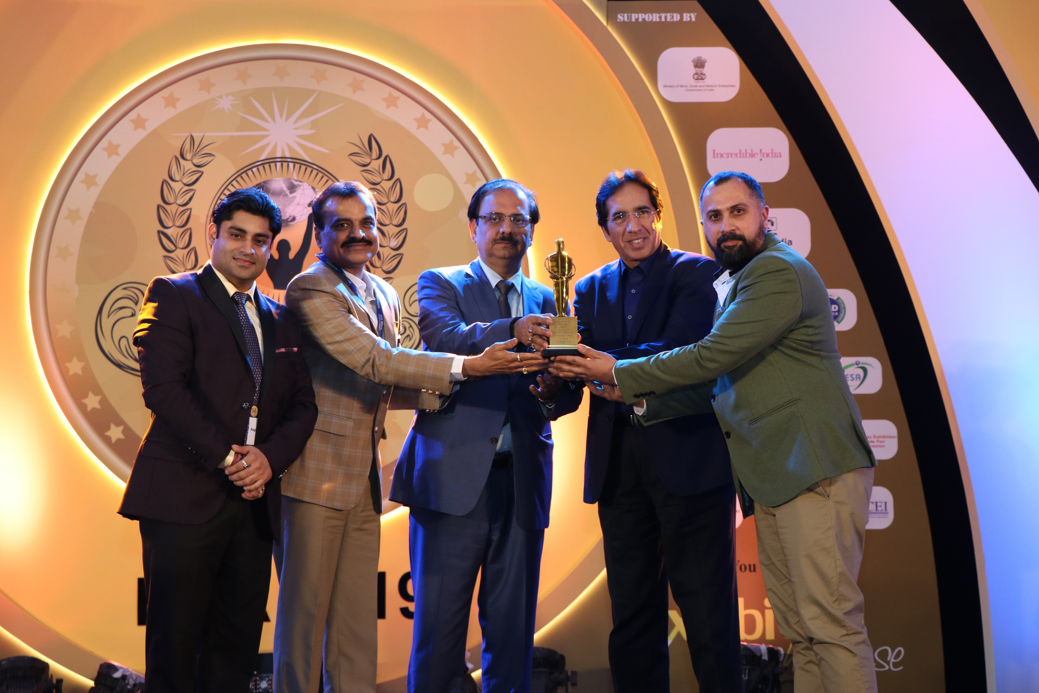"PackPlus Wins ""Leading Exhibition In Printing & Packaging"" Award"