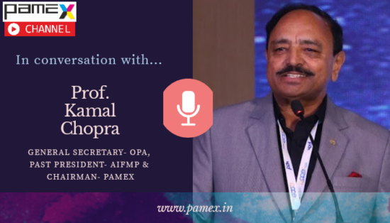 In Conversation with Prof. Kamal Chopra
