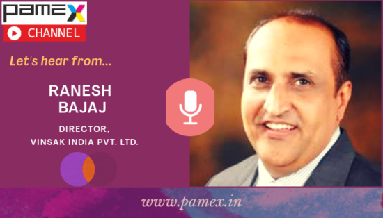Let's Hear From Ranesh Bajaj, Vinsak India